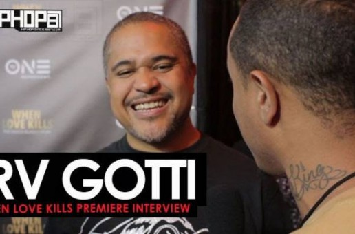"Irv Gotti Talks His BET Series ""Tales"", Murder Inc, His Upcoming Endeavors & More at the ""When Love Kills"" Premiere in Atlanta (Video)"
