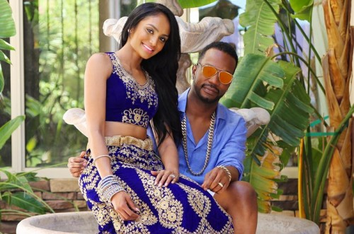 juicy-j-wife-500x331 Juicy J And Wife Expecting Baby Girl!