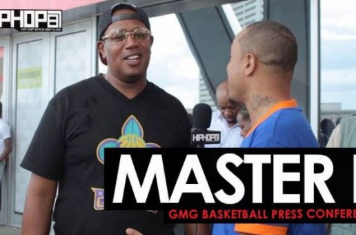 Master P Talks Global Mixed Gender Basketball League, the New Orleans Gators, GMGB's Mission & More with HHS1987 (Video)
