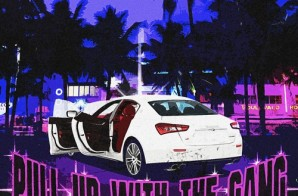 Smooky Margielaa – Pull Up With The Gang Ft. 55 Bagz