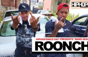 "HipHopSince1987 Presents ""Bars Season"" with Roonchi"