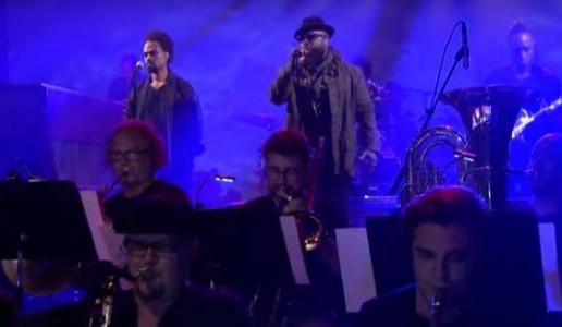 "ICYMI: The Roots Perform ""It Ain't Fair"" Ft. Bilal w/ Full Orchestra! (Video)"