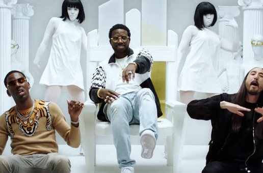 Steve Aoki – Lit Ft. Gucci Mane & T-Pain (Video)