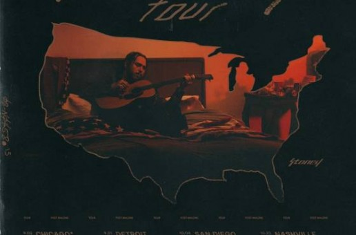 Post Malone Announces 'Stoney Tour'