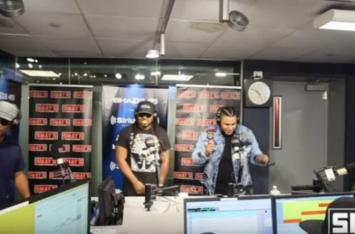FVRTHR On Sway In The Morning! (Video)