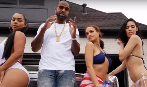 Slim Thug – Peek A Boo Ft. Killa Kyleon (Video)