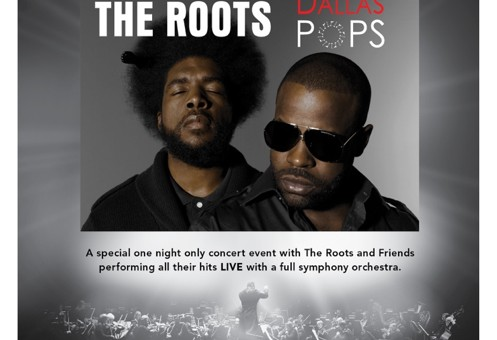 "Amazon Music & The Roots Partner For ""A Night of Symphonic Hip Hop Stream!"
