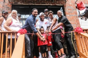 "Trainer Darrell ""DP"" Patterson Grand Opening Weekend Celebration of ""HX Fitness"" (Recap)"