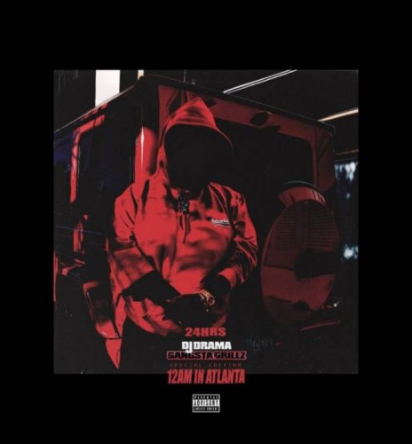 12aminatlanta-695x750-464x500 24hrs x DJ Drama – 12 AM In Atlanta: Gangsta Grillz (Mixtape)
