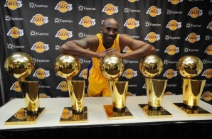 The Great Mamba: The Lakers Will Retire Both Kobe Bryant's Jersey Numbers 8 & 24 in December