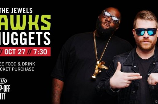 The Atlanta Hawks Will Open the 2017-18 Season with a Special Run the Jewels Concert on Oct. 27