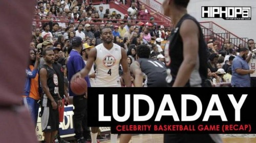 Luda-Day-recap-500x279 John Wall, Lou Williams, Cardi B, Dave East, Michael Rainey Jr. & More Join Ludacris for the 2017 LudaDay Celebrity Basketball Game (Recap) (Video)