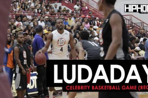 John Wall, Lou Williams, Cardi B, Dave East, Michael Rainey Jr. & More Join Ludacris for the 2017 LudaDay Celebrity Basketball Game (Recap) (Video)