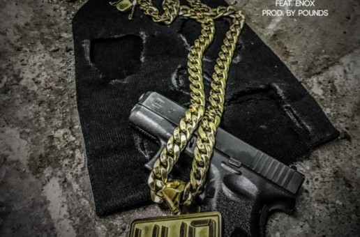 Pounds – Mask And A Glock – Ft. eNOX