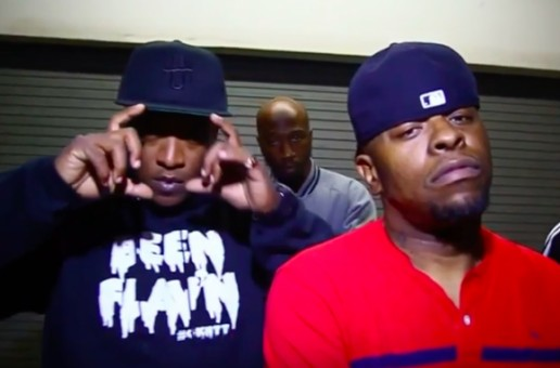 The Outlawz – Born Sinners Ft. Scarface (Video)