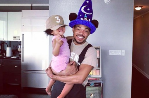 Chance The Rapper Dances At His Daughter's 2nd Birthday Party! (Video)