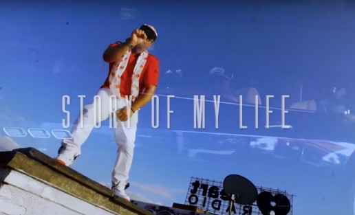DJ Kay Slay – Story Of My Life Ft. Papoose, AZ & Mysonne (Video)