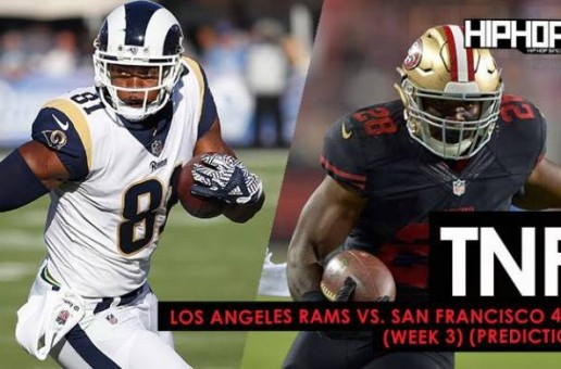 TNF: Los Angeles Rams vs. San Francisco 49ers (Week 3 Predictions)