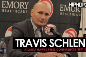 Travis Schlenk Discusses The Hawks Off Season Moves, the NBA Draft Lottery Reform, the 2017-18 NBA Season & More (Video)