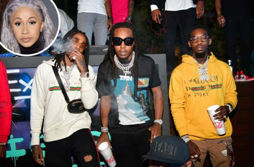 "Migos Tap Cardi B For ""Culture II"""