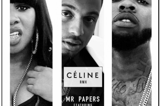 Mr. Papers – Celine (Remix) Ft. Tory Lanez & Remy Ma