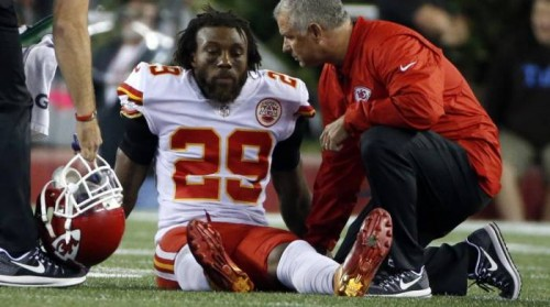 chiefs-eric-berry-injury-update-torn-achilles-tendon-500x279 Torn Dreams: Kansas City Chiefs Safety Eric Berry Is Done For The Season with a Ruptured Left Achilles Tendon