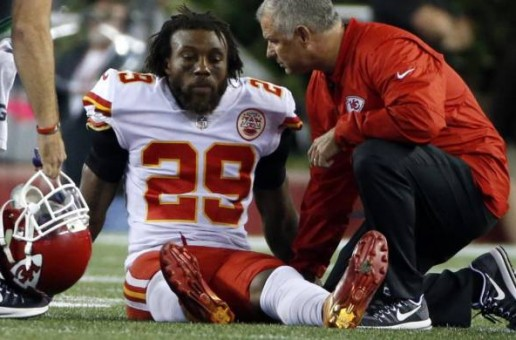 Torn Dreams: Kansas City Chiefs Safety Eric Berry Is Done For The Season with a Ruptured Left Achilles Tendon