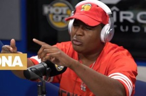 DNA Freestyles on Funk Flex Show