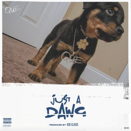 just-a-dawg Que – Just A Dawg