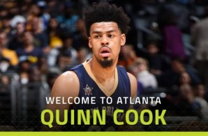 True To Atlanta: The Atlanta Hawks Sign Quinn Cook