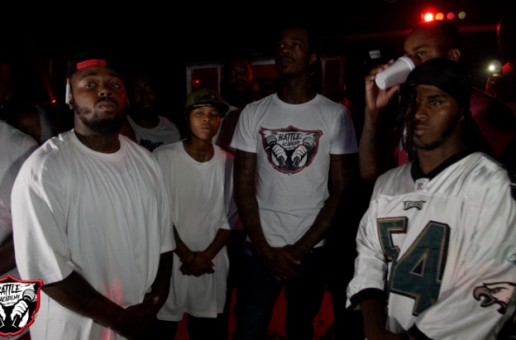 The Battle Academy Presents – Tizz Vs. Meechie Hoe