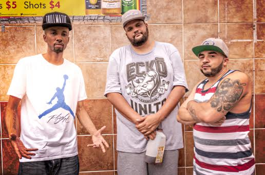GQ Nothin Pretty x Rusty Juxx & King Magnetic – In The House (Video)