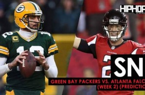 HHS1987's Terrell Thomas' 2017 NFL Week 2 SNF: Green Bay Packers vs. Atlanta Falcons (Predictions)