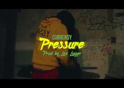 Curren$y – Pressure (Video)