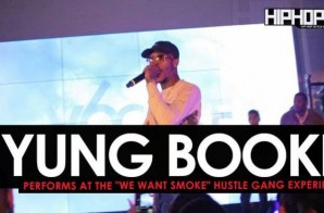 "Yung Booke Performs at the ""Hustle Gang Takeover"" at The Gathering Spot in Atlanta (Video)"