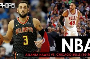 No Bull: The Atlanta Hawks Fall To The Chicago Bulls In The Final Game of Their 5 Game Road Trip