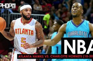 Tale Of Two Halves: Atlanta Hawks vs. Charlotte Hornets (10-20-17) (Recap)