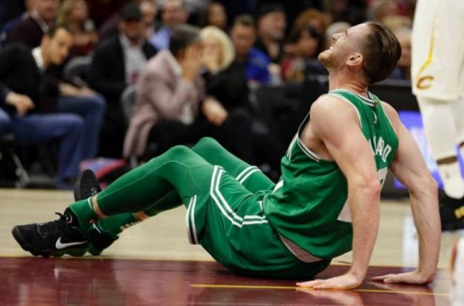 Tough Luck of the Irish: Boston Celtics Star Gordon Hayward Suffers a Season Ending Fractured Ankle