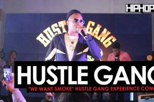 "Hustle Gang (GFMBryyce, RaRa, T.I.,Translee, Brandon Rossi) Perform at the ""Hustle Gang Takeover"" at The Gathering Spot in Atlanta (Video)"