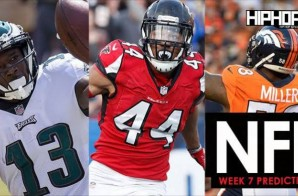 HHS1987's Terrell Thomas' 2017 NFL Week 7 (Predictions & Fantasy Sleepers)