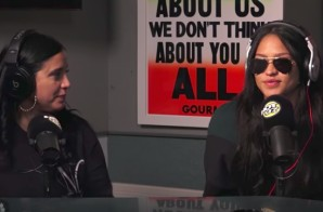 Cassie Discusses Marriage, Rumors, New Music & More on Hot 97's Ebro in the Morning (Video)