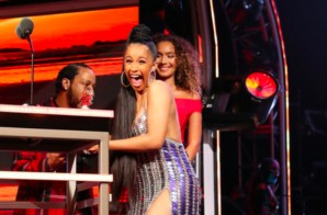Cardi B Reacts To BET Hip Hop Awards Love!