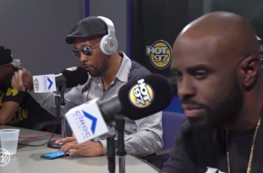RZA – Funkmaster Flex Freestyle on Hot 97 (Video)