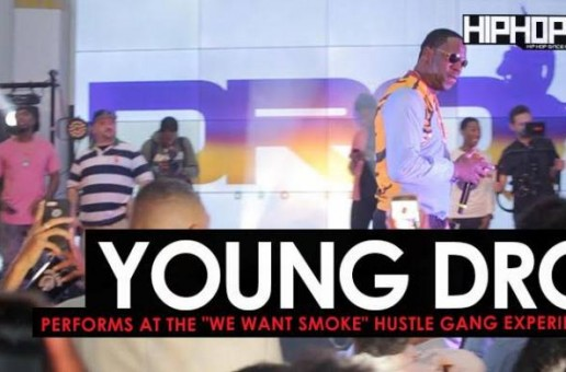 "Young Dro Performs at the ""Hustle Gang Takeover"" at The Gathering Spot in Atlanta (Video)"