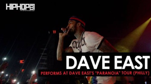 "dave-east-paranoia-1-500x279 Dave East Performs at his ""Paranoia Tour"" In Philly (HHS1987 Exclusive)"