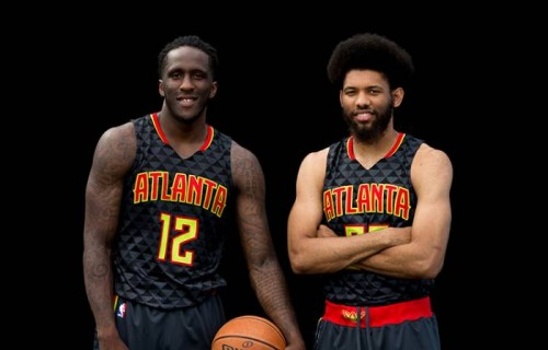 hawks-1-500x320 Hawks on the Rise: The Atlanta Hawks Exercise Contract Options on DeAndre' Bembry & Taurean Prince