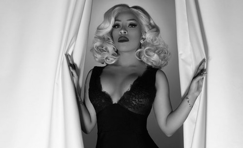 "k-michelle-blonde-500x306 K. Michelle Reveals ""The People I Used to Know"" Tracklist, Taps Chris Brown & Jeremih"