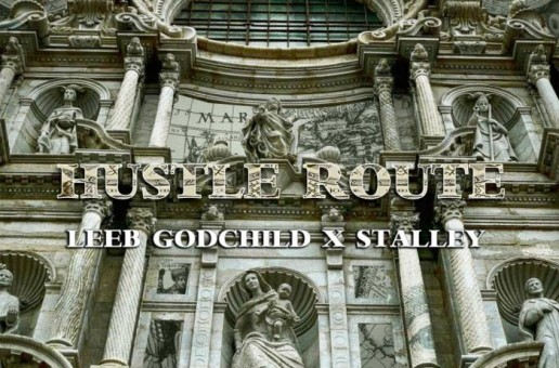 Leeb Godchild Feat. Stalley – Hustle Route (Audio)