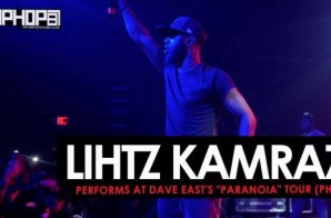 "Lihtz Kamraz Performs at Dave East's ""Paranoia Tour"" In Philly (HHS1987 Exclusive)"