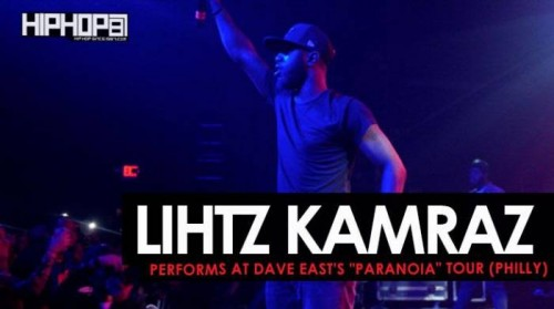 "lihtz-kamraz-dave-east-500x279 Lihtz Kamraz Performs at Dave East's ""Paranoia Tour"" In Philly (HHS1987 Exclusive)"
